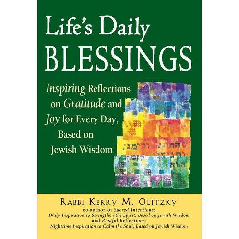 Life's Daily Blessings - by  Kerry M Olitzky (Paperback) - image 1 of 1