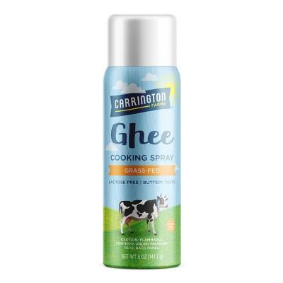 Carrington Farms Ghee Spray - 5oz