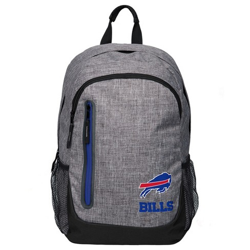 NFL Buffalo Bills Forever Collectibles - Heather Grey Bold Color Backpack - image 1 of 3