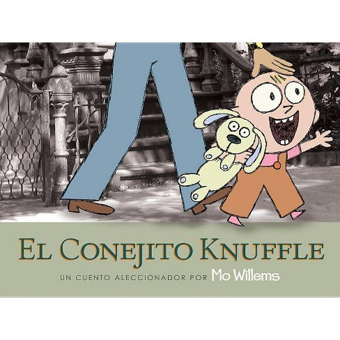 El Conjito Knuffle - (Knuffle Bunny)by  Mo Willems (Paperback) - image 1 of 1