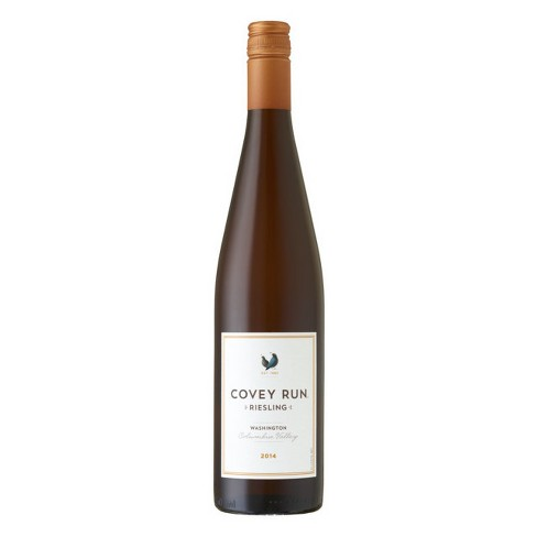 Covey Run Riesling White Wine - 750ml Bottle - image 1 of 1