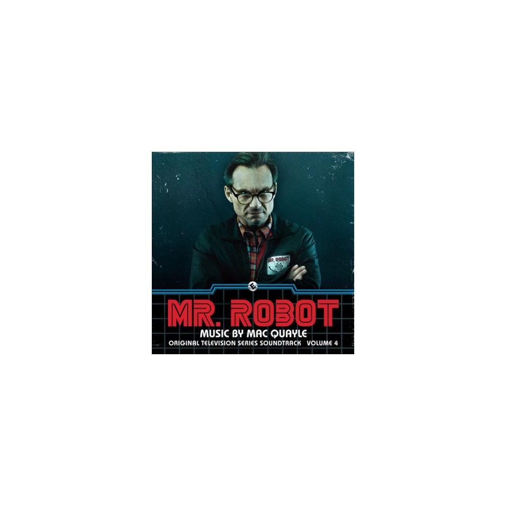 Mac Quayle - Mr Robot Vol 4 (Osc) (CD)