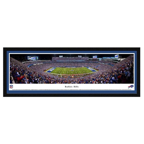 NFL Blakeway Stadium Panoramic - Select Framed Wall Art - image 1 of 1