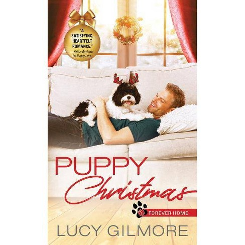Puppy Christmas - (Service Puppies) by  Lucy Gilmore (Paperback) - image 1 of 1