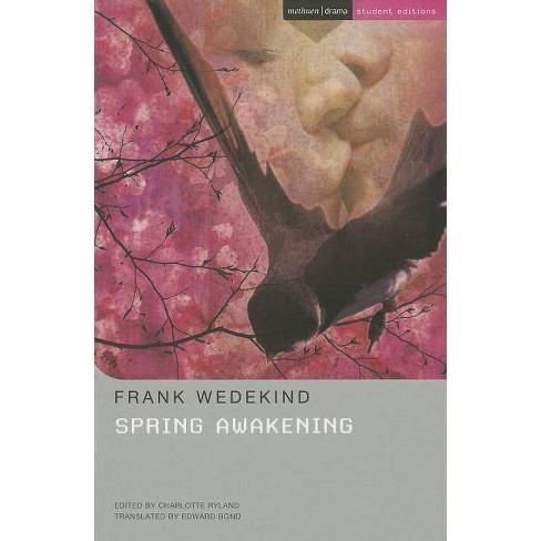 Spring Awakening - (Methuen Drama: Student Editions) by  Frank Wedekind (Paperback) - image 1 of 1