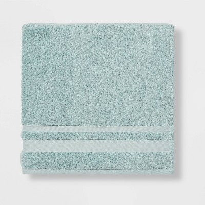 Performance Bath Towel Aqua - Threshold™