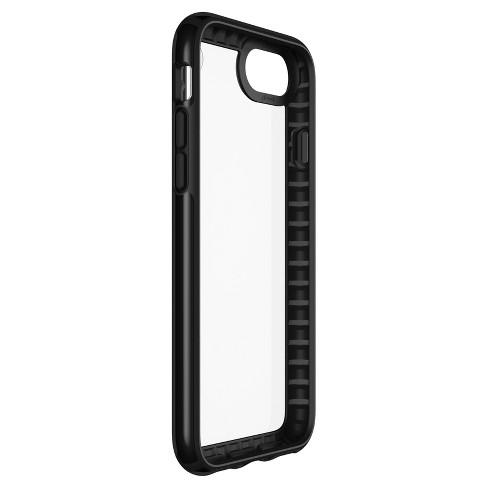 clear black iphone 7 case