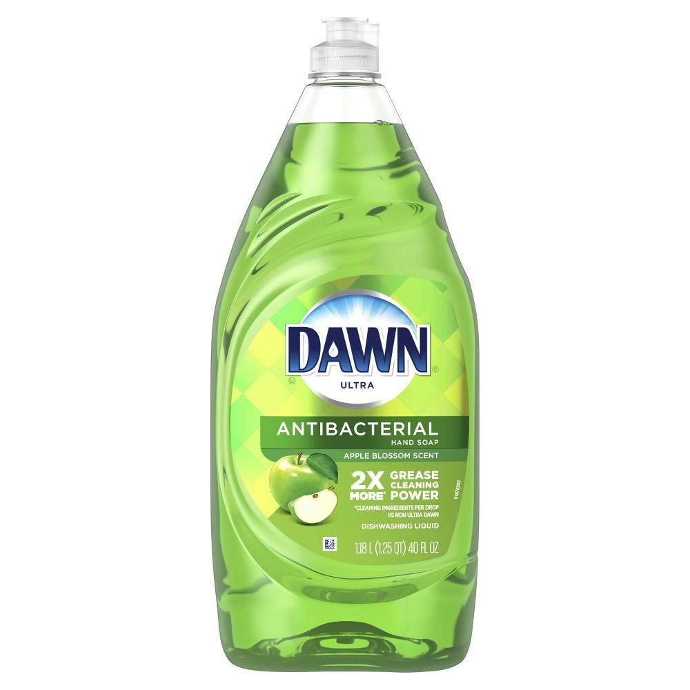 Dawn Ultra Apple Blossom Scent Antibacterial Hand Soap - 40 fl oz