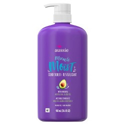 Aussie Miracle Moist Conditioner - 30.4 fl oz