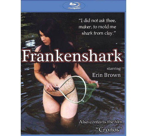 Frankenshark (Blu-ray) - image 1 of 1