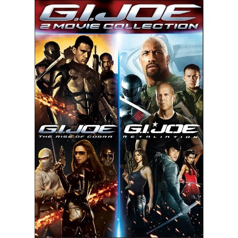 gi joe 2 movie collection dvd target