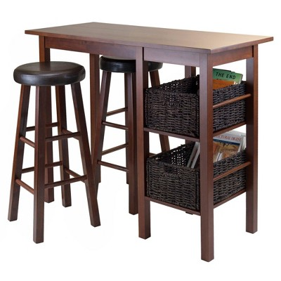 Breakfast Bars With Stools Target