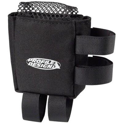 Profile Design E-Pack Top Tube/ Stem Bag Small Black