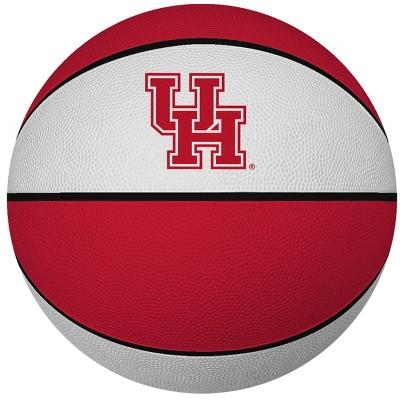 "NCAA Houston Cougars Mini Rubber 7"" Basketball"