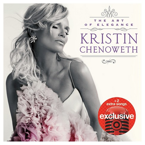 Kristin Chenoweth - The Art of Elegance (Target Exclusive) - image 1 of 1