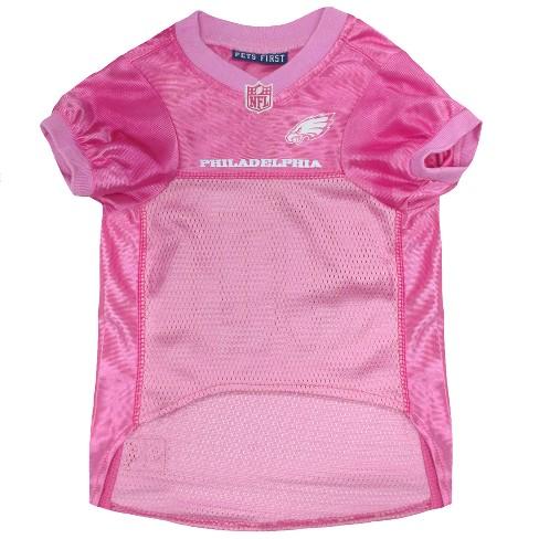 bf6431c50f2 NFL Pets First Pink Pet Football Jersey - Philadelphia Eagles   Target