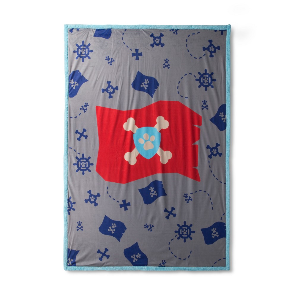 Image of Paw Patrol Pirate Pups Blanket (Twin)