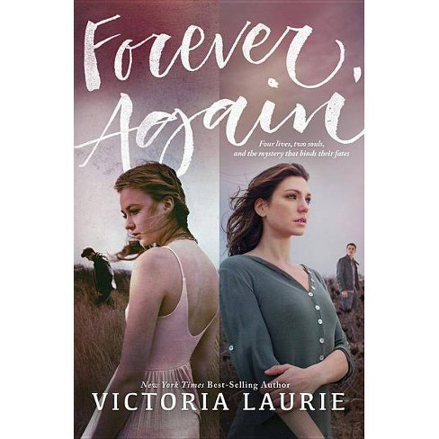 Forever, Again - by  Victoria Laurie (Hardcover) - image 1 of 1