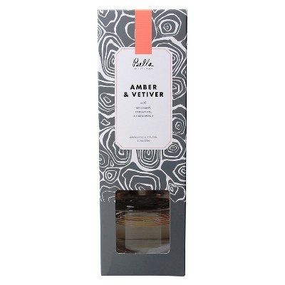 Reed Diffuser Amber Vetiver - Bella by Illume®