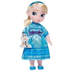 Disney Frozen 2 Animators Collection Elsa Doll - Disney store