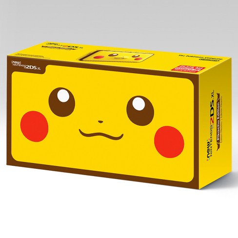 New Nintendo 2DS XL Pikachu Edition - image 1 of 5