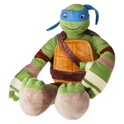 Teenage Mutant Ninja Turtles® Leonardo Pillow Buddy - image 1 of 1