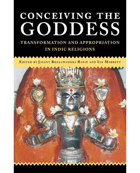 Conceiving the Goddess : Transformation and Appropriation in Indic Religions (Paperback) - image 1 of 1