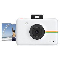 Polaroid Snap Digital Instant Camera - White