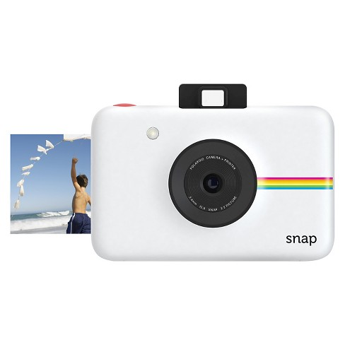 Polaroid Snap Digital Instant Camera - White - image 1 of 5