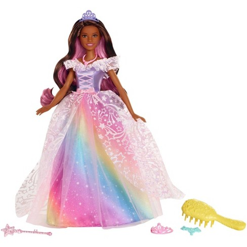 Barbie Dreamtopia Royal Ball Princess Nikki Doll - image 1 of 4