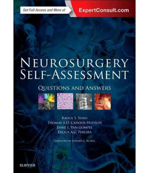 Neurosurgery Self-Assessment : Questions and Answers (Hardcover) (Rahul S. Shah & Thomas A. D. - image 1 of 1