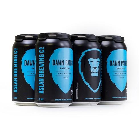 Aslan Organic Dawn Patrol Pacific Ale Beer - 6pk/12 fl oz Cans - image 1 of 1