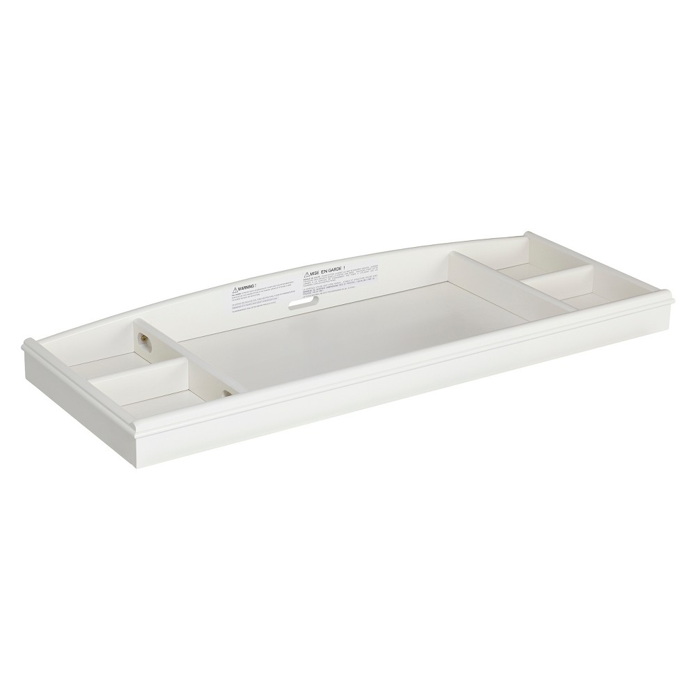 Image of Baby Cache Windsor Changing Table - White