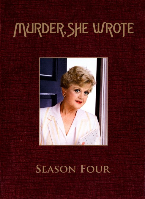Murder she wrote:Season four (DVD) - image 1 of 1