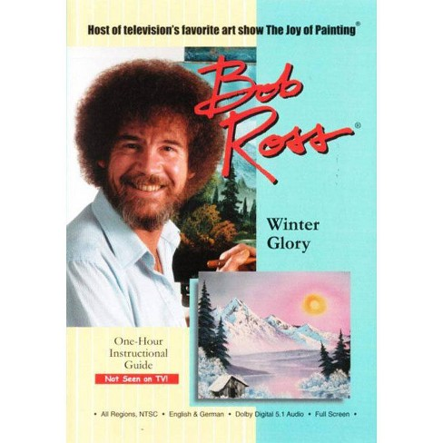 Bob Ross The Joy Of Painting: Winter Glory (DVD) - image 1 of 1