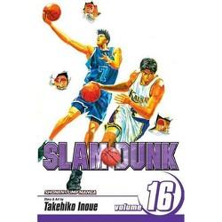 Slam Dunk, Volume 17 - (Slam Dunk (Viz)) By Takehiko Inoue