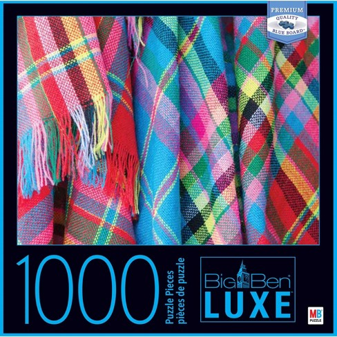 Big Ben Luxe: Puzzle Blankets Puzzle 1000pc - image 1 of 2