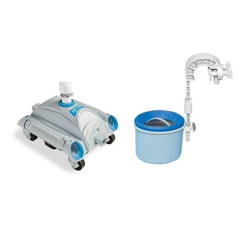 Above Ground Swimming Pool Vacuum, How To Vacuum Your Above Ground Intex Pool