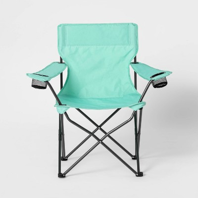 Adult Novelty Quad Chair Solid Teal - Sun Squad™