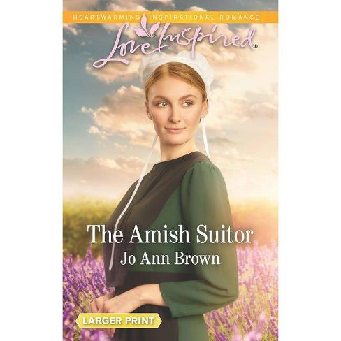The Amish Suitor - (Amish Spinster Club) by  Jo Ann Brown (Paperback) - image 1 of 1