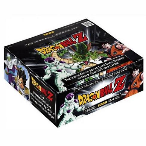 24 Packs Dragon Ball Z Collectible Card Game 2014 Dragon Ball Z Booster Box