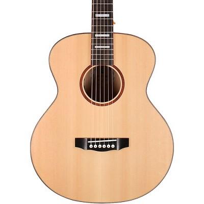 Guild Jumbo Junior Reserve Maple Acoustic-Electric Guitar Natural