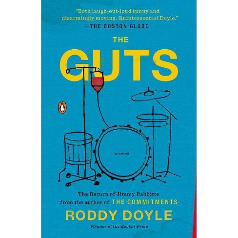 The Guts - by  Roddy Doyle (Paperback) - image 1 of 1