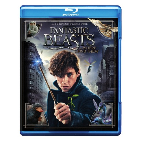 Fantastic Beasts and Where to Find Them Blu-Ray - image 1 of 1