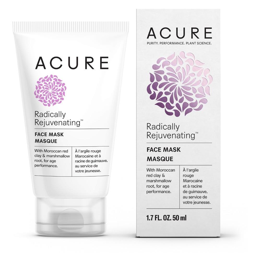 Acure Radically Rejuvenating Face Mask - 1.7 fl oz, Pink