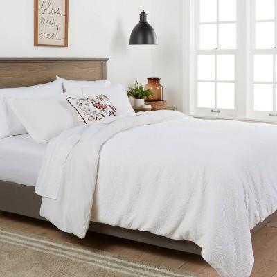 Matelasse Medallion Comforter Set - Threshold™ : Target
