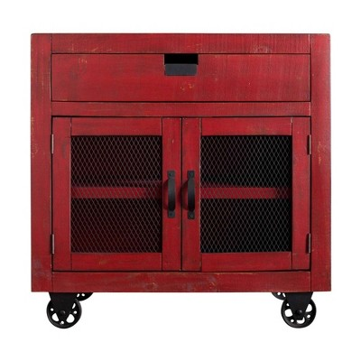 Micah 2 Door Accent Chest - Picket House Furnishings