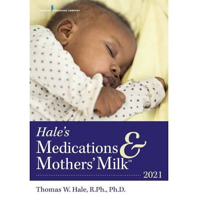 Hale's Medications & Mothers' Milk(tm) 2021 - 19th Edition by  Thomas W Hale (Paperback)