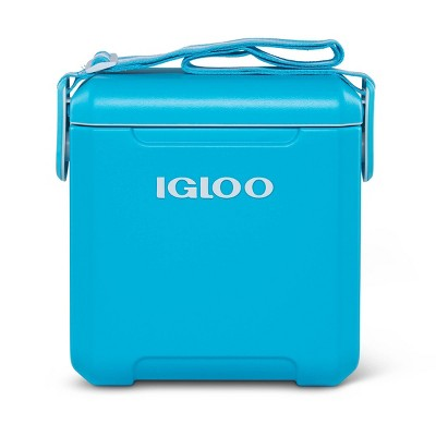 Igloo Tag Along Too Personal Cooler - Turquoise Dream