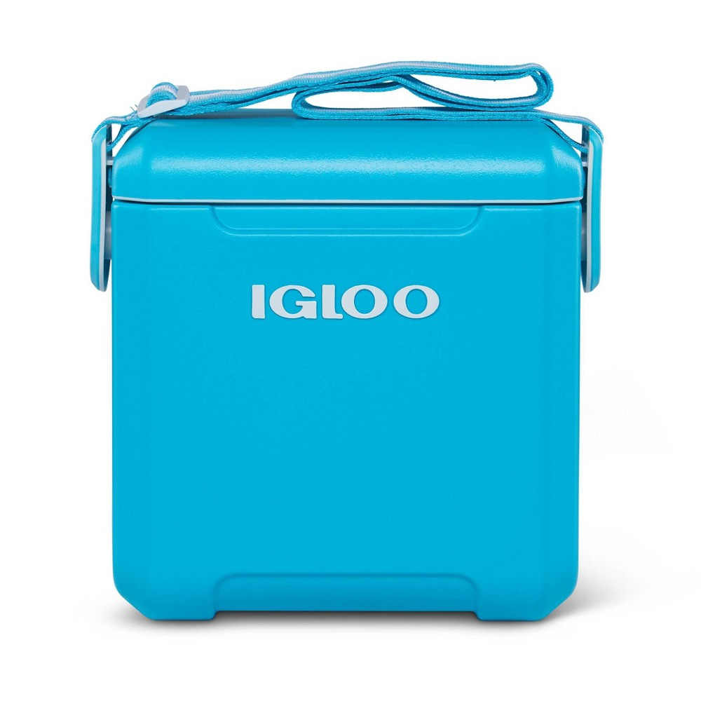 Igloo Tag Along Too Personal Cooler Turquoise Dream